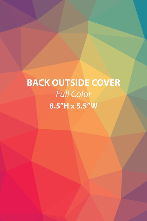 Back Outside Cover