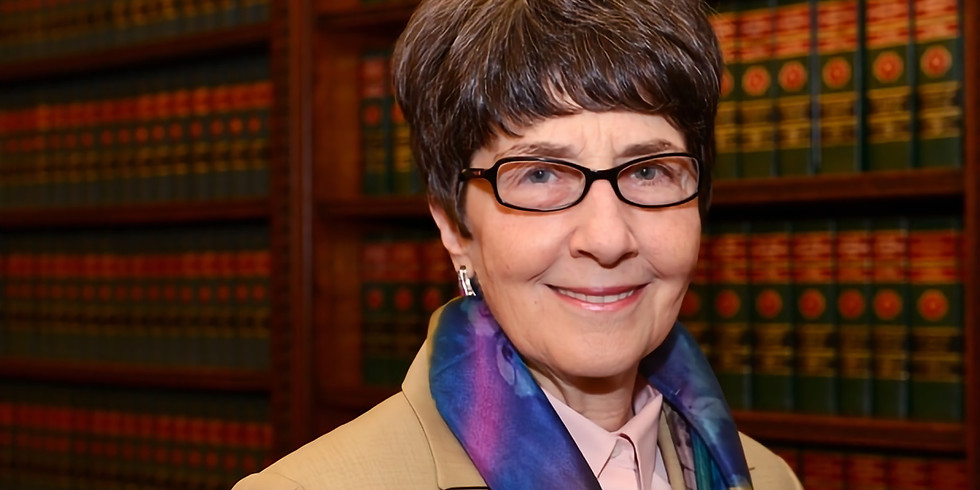 Retirement Party for Judge Marcy L. Kahn