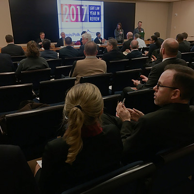 LGBT LAW 2017 YEAR IN REVIEW CLE