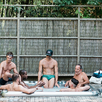 THE SUMMER BRIEF POOL PARTY