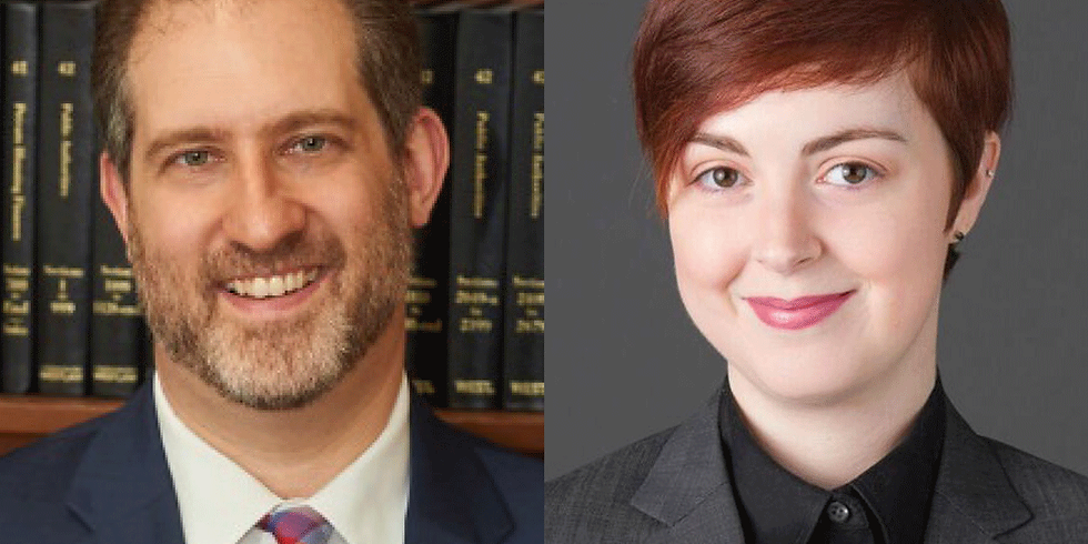LGBTQ&A: Fireside Chat with Judge Ariel Chesler and Sarah Filcher