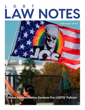 Biden Administration Declares Pro-LGBTQ+ Policies