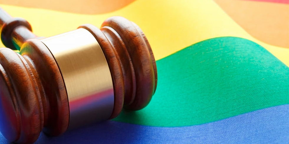 Criminal Legal Issues and The LGBTQ Community (CLE)
