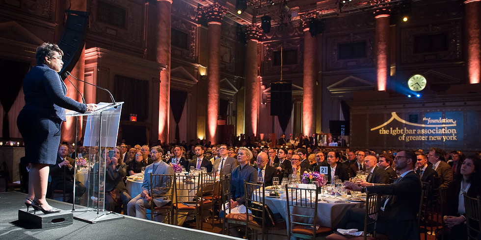 LeGaL's 2019 Annual Dinner and Community Vision Awards