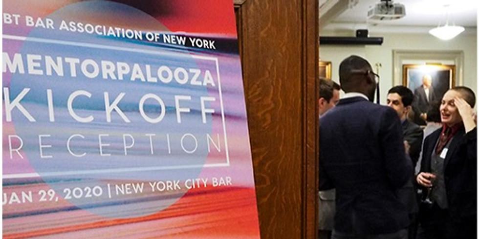 LeGaL's 2021 Mentorpalooza Program Kickoff Reception