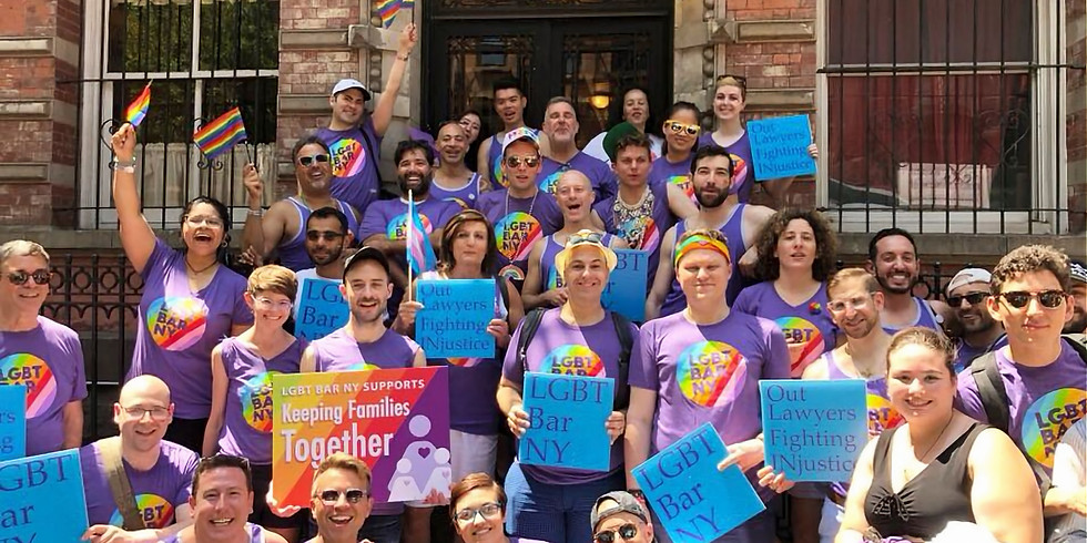 Pride March with LeGaL