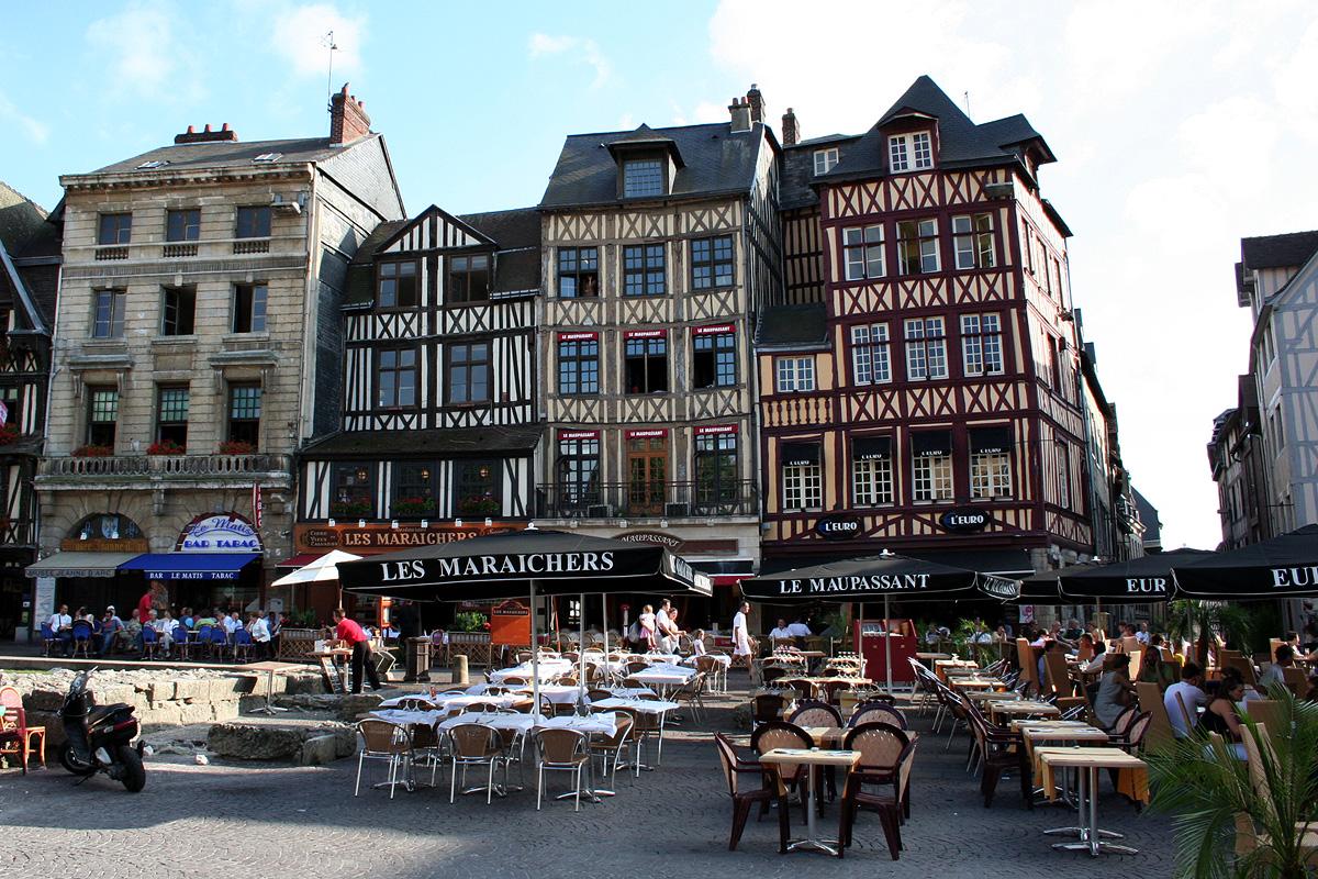 rouen_place_du_vieux_marché