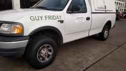2000 Guy Friday Truck
