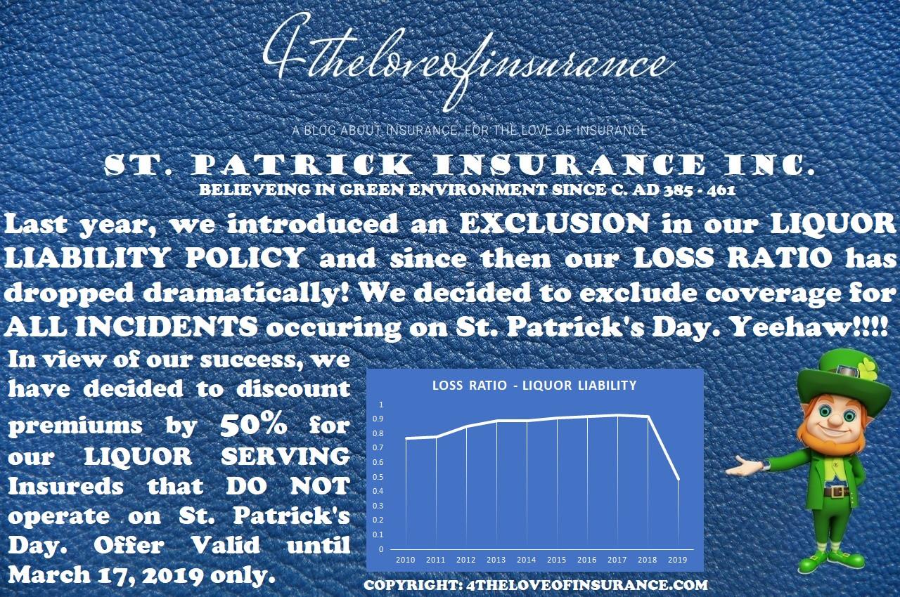 St Patrick Insurance Inc.