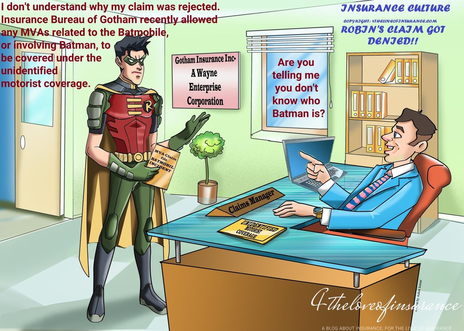Robin's Claim