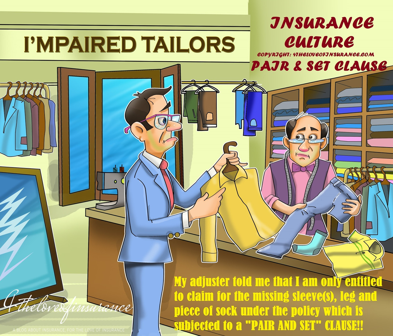 Pair & Set Clause