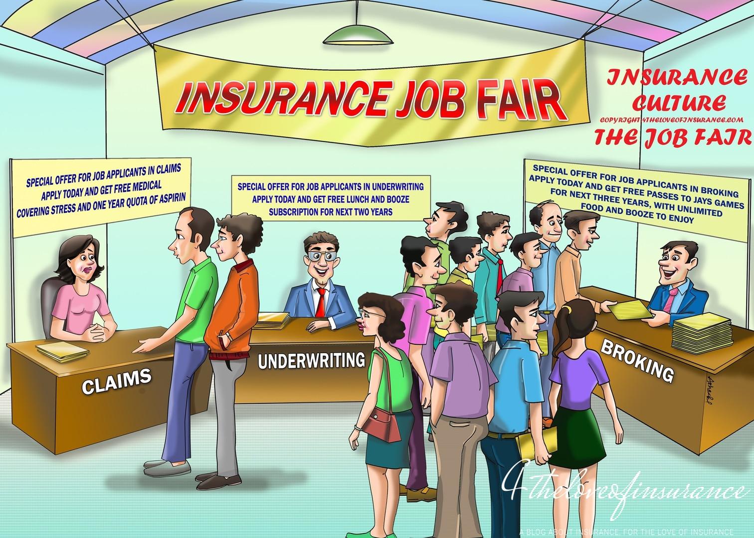 The Job Fair