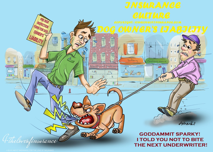 DOG OWNER'S LIABILITY