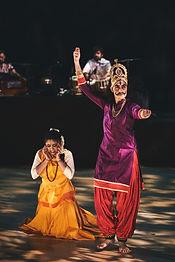 Ravan and Sita Rehearsal.jpg