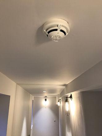 smoke detector installation, heat detector installation, smoke detection repairs
