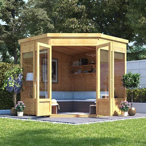 summerhouse electrics, electrical installation for summerhouse