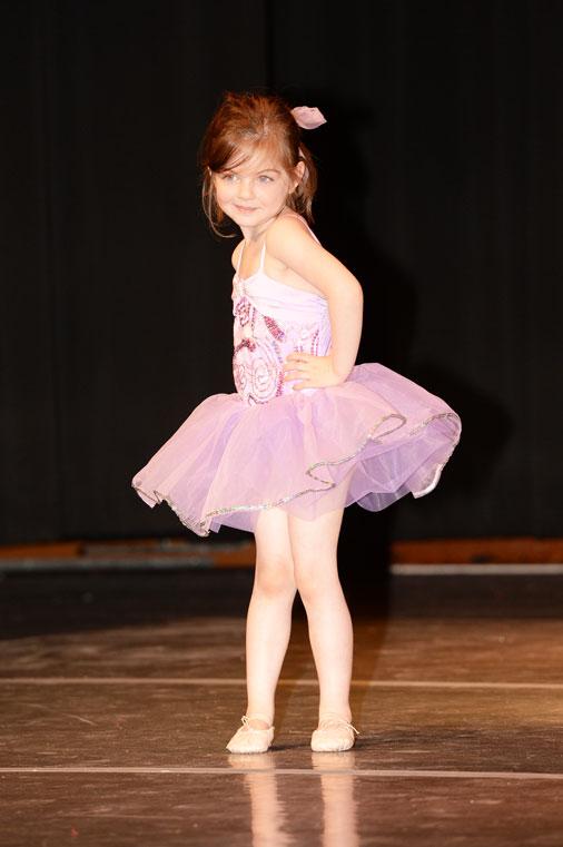 toddler ballerina