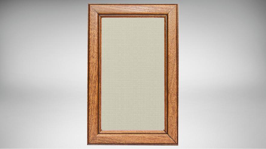 Simple Pecan Frame
