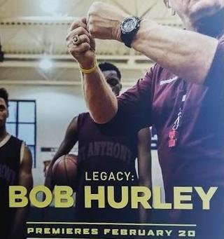 Legacy: Bob Hurley
