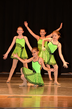 jazz is fun at Denville's Danceworks