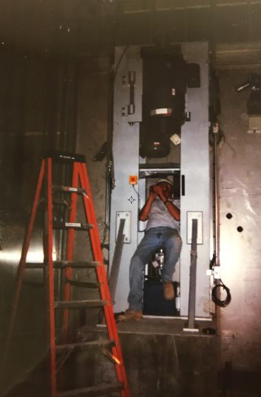 Broken Electrical Conduct