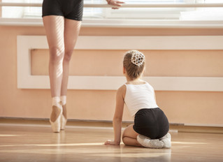 6 Things to Remember While Watching Your Child's Dance Class