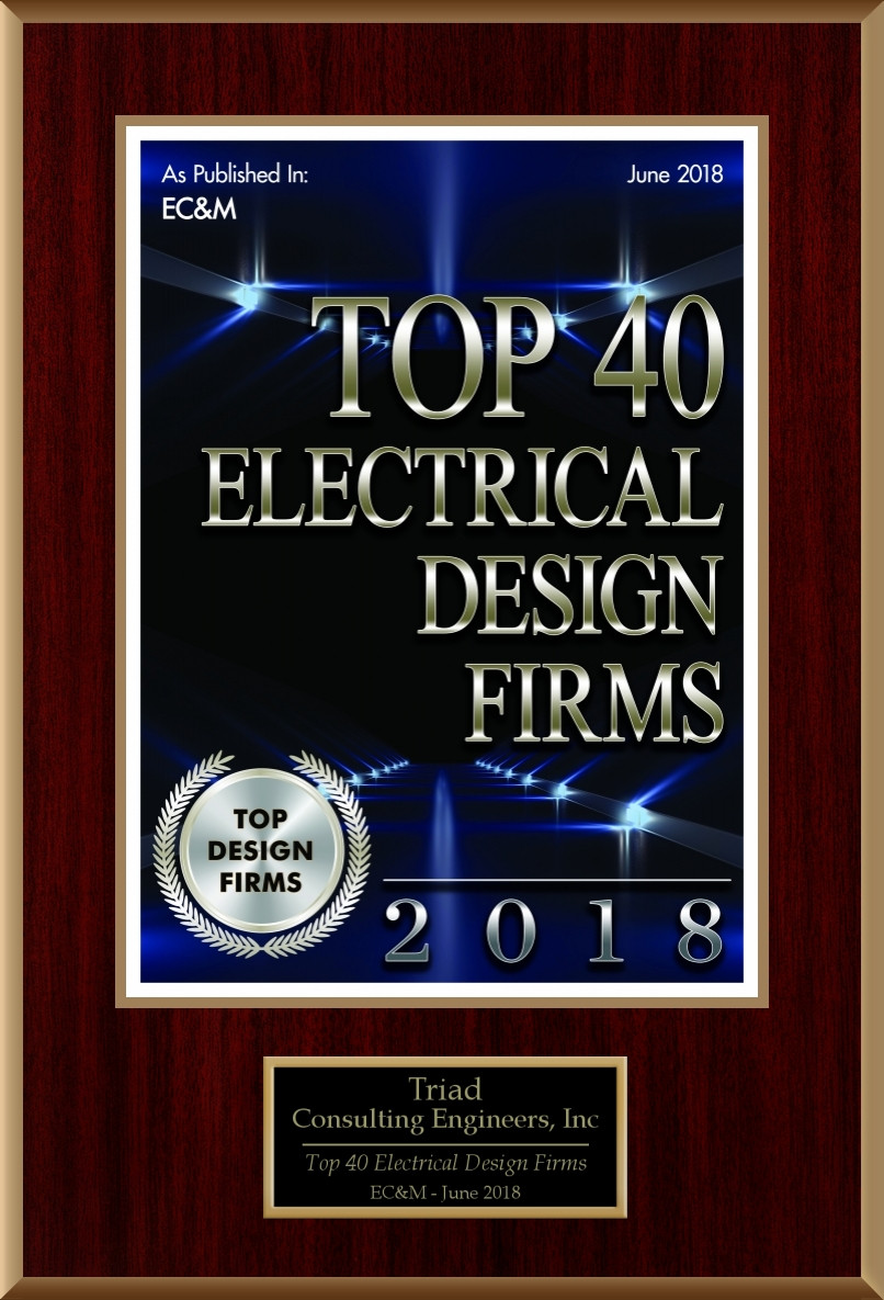 Top electrical design firm in the US