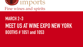 MEET US AT WINE EXPO New York