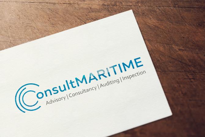 Logo Design for Consult Maritime