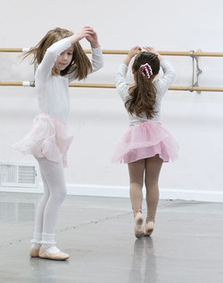 ballet dance at Danceworks