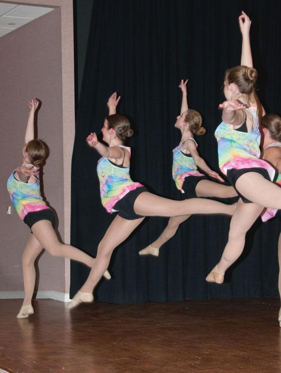 leaps at Danceworks in Denville