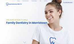 Dentist Website