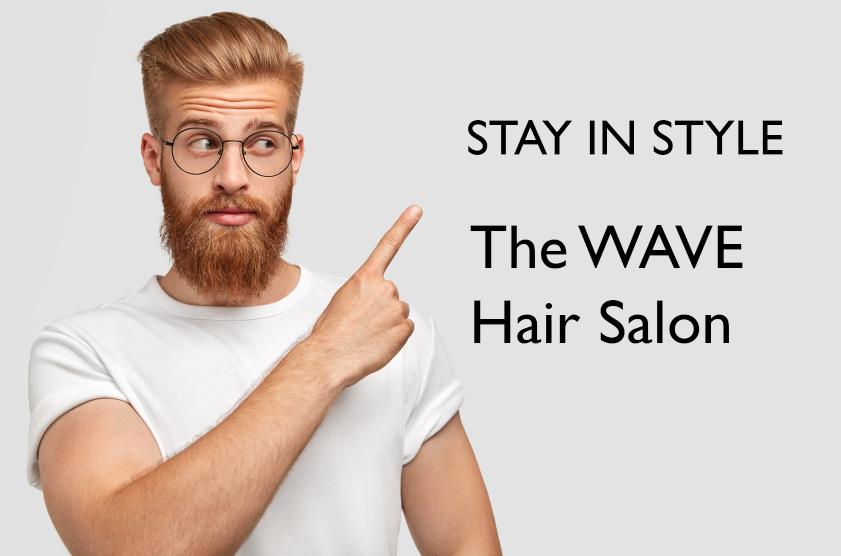 the wave hair salon Denville
