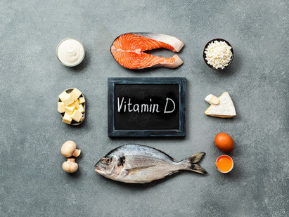 ARE YOU TAKING YOUR VITAMIN...D?