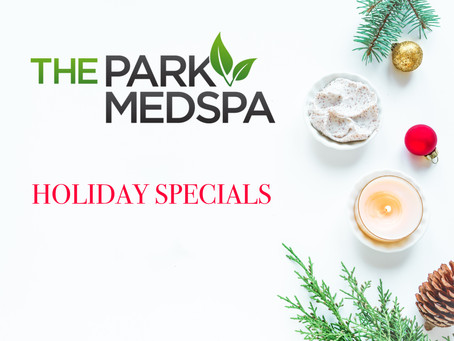 HOLIDAY SPECIALS!
