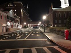 Court Street Lighting Morristown, NJ