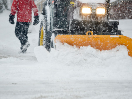 snow plowing new jersey