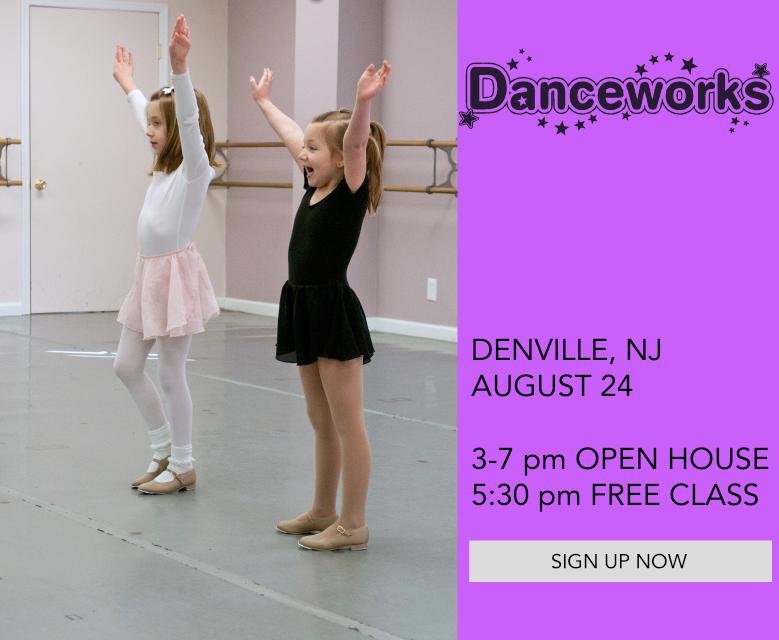 dance classes Denville NJ