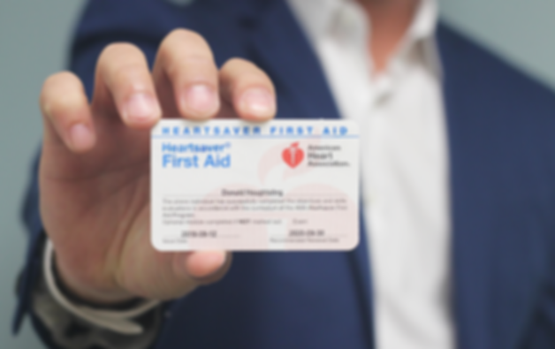 Heartsaver First Aid by Amerian Hear Associaton