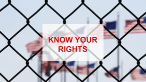 YOUR RIGHTS AT YOUR WORK PLACE – WHEN ICE COMES TO THE WORK PLACE