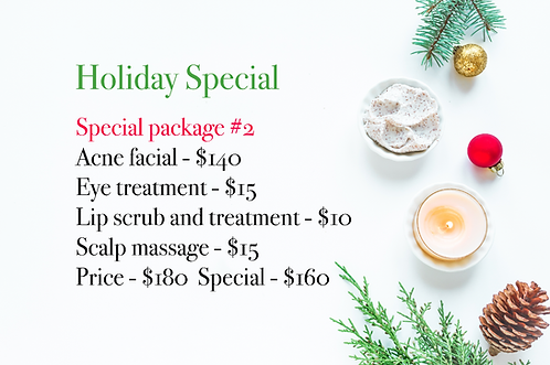 Holiday Special Package #2