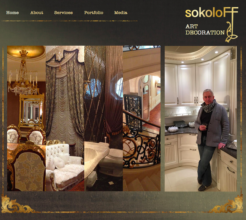 Sokoloff Art Decoration