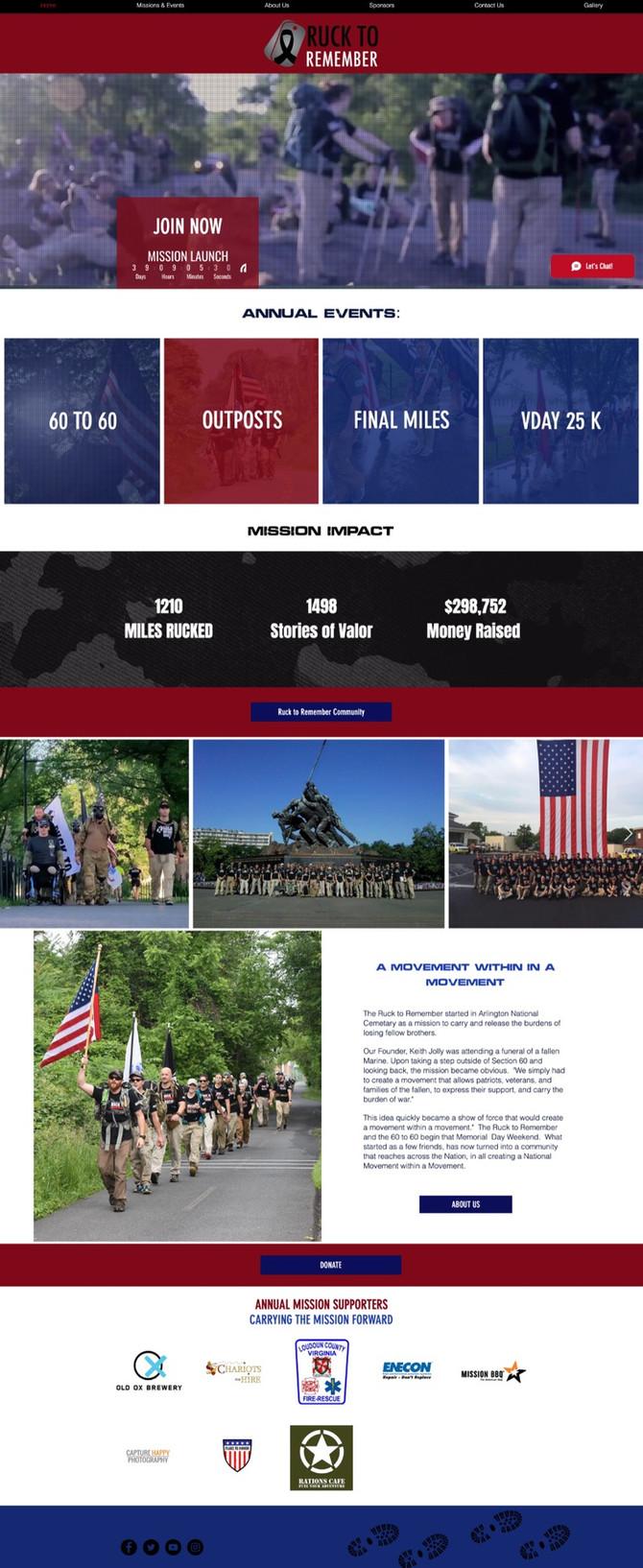 New Website For Veteran Orientation in Virginia