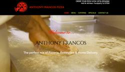 Website w/integrated Restaurant APP