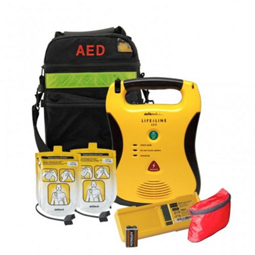 DCF-100 Defibtech Lifeline AED Value Package