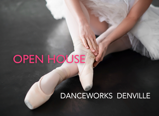 Danceworks Open House & Free Dance Classes