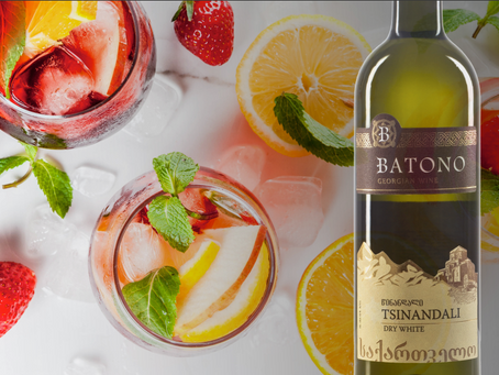 How To Make Summer Sangria From The White Wine?