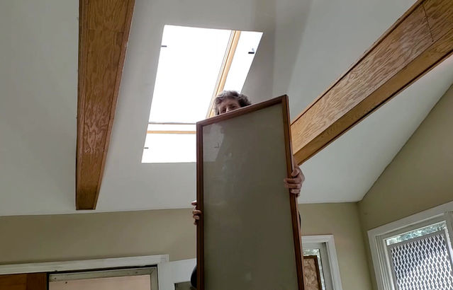 Skylight Covers Easy Installation