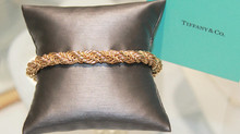New Beautiful Tiffany Pieces in our Estate Jewelry Collection