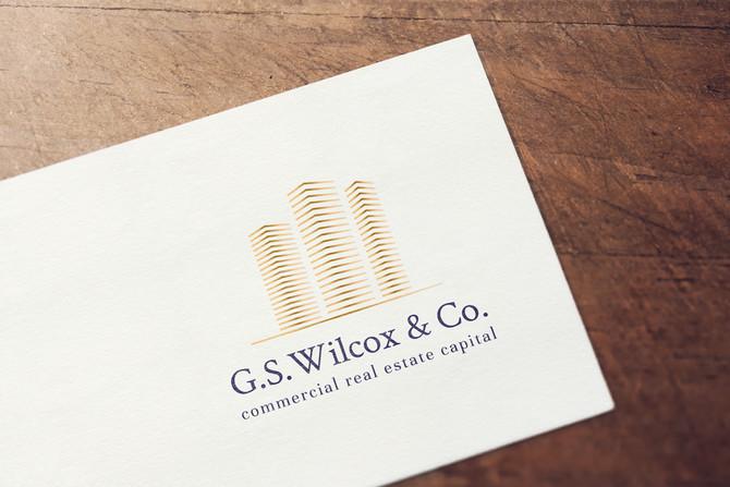 Logo Design for G.S. Wilcox & Co.